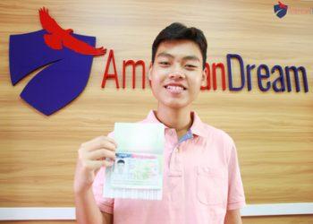 Bạn Quang Vinh - VISA J1 - Chương trình trao đổi văn hóa