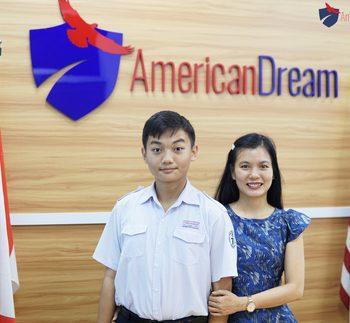 Bạn Phú Quang - VISA F1 - Chương trình học bổng
